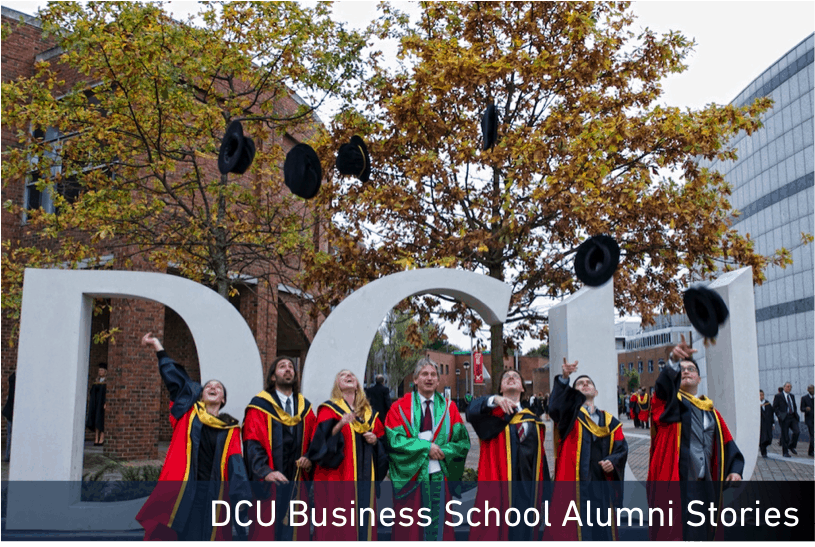 DCUBS Alumni Stories