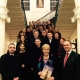 dcu business school alumni leinster house visit