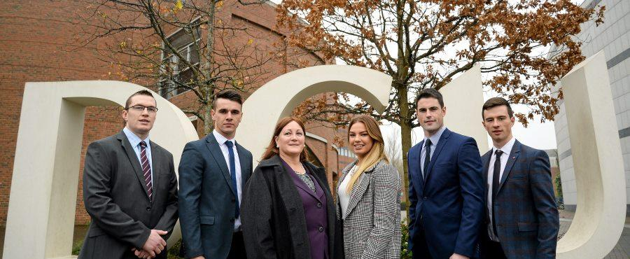 dcu business masters scholarships